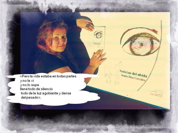 Noticias del olvido. Sonia Díaz Corrales